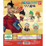 From TV animation ONE PIECE ONE PIECEスイング ワノ国編 40個入り (300円カプセル)