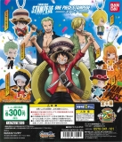From TV animation ONE PIECE  ONE PIECE STAMPEDE スイング  40個入り (300円カプセル)